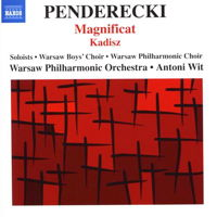 Penderecki: Magnificat; Kadisz. © 2015 Naxos Rights US Inc (8.572697)