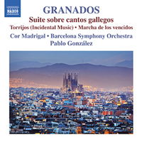 Granados Orchestral Works 1. © 2016 Naxos Rights US Inc (8.573263)