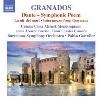 Granados: Orchestral Works 2. © 2016 Naxos Rights US Inc (8.573264)