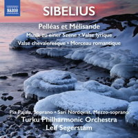 Sibelius: Pelléas et Mélisande. © 2015 Naxos Rights US Inc (8.573301)