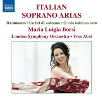 Italian Soprano Arias - Maria Luigia Borsi. © 2014 Naxos Rights US Inc (8.573412)