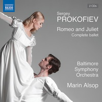Prokofiev: Romeo and Juliet - complete ballet. © 2018 Naxos Rights US Inc (8.573534-35)