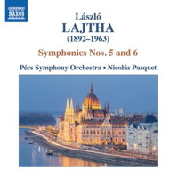 László Lajtha: Symphonies Nos 5 and 6. © 1997, 2017 Naxos Rights US Inc (8.573646)