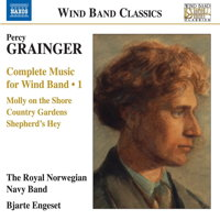 Percy Grainger: Complete Music for Wind Band - 1. © 2018 Naxos Rights (Europe) Ltd (8.573679)