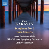 Karayev: Symphony No 1; Violin Concerto. © 2018 Naxos Rights US Inc (8.573722)