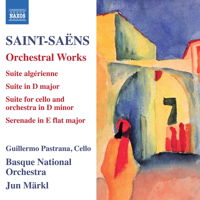 Saint-Saëns: Orchestral Works. © 2018 Naxos Rights US Inc (8.573732)