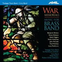 War Memorials - Music for Brass Band. © 2016 NMC Recordings Ltd (NMC D226)