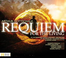 Arthur Gottschalk: Requiem for the Living. © 2015 Navona Records LLC (NV6009)