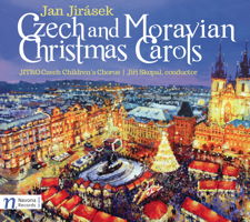 Jan Jirásek: Czech and Moravian Christmas Carols. © 2015 Navona Records LLC (NV6010)