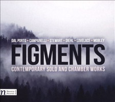 Figments - Contemporary Solo and Chamber Works. © 2016 Navona Records LLC (NV6023)