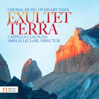Exultet Terra - Choral Music of Hilary Tann. © 2017 Navona Records LLC (NV6069)