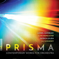 PRISMA - Contemporary Works for Orchestra. © 2018 Navona Records LLC (NV6141)
