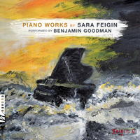 Piano Works by Sara Feigin. © 2018 Navona Records LLC (NV6147)