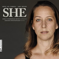 SHE. © 2018 Navona Records LLC (NV6150)