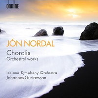 Jón Nordal: Choralis - Orchestral Works. © 2016 Ondine Oy (ODE 1282-2)