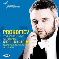 Prokofiev: Symphonies 4 and 5; Dreams. © 2015 PM Classics Ltd (ONYX 4147)