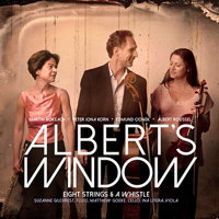 Albert's Window - Eight Strings and a Whistle. © 2015 Ravello Records LLC (RR7918)
