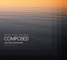 Composed - Jennifer Borkowski - flute and electronics. © 2015 Ravello Records LLC (RR7919)