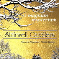 O Magnum Mysterium - Stairwell Carollers. © 2015 Stairwell Carollers (SC15-12)