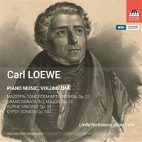Carl Loewe Piano Music, Volume One. © 2012 WDR Köln, 2015 Toccata Classics (TOCC 0278)