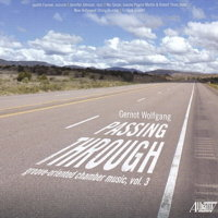 Gernot Wolfgang: Passing Through - groove-oriented chamber music, vol 3. © 2016 Albany Records (TROY1624)